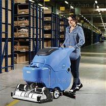 西安容恩洗扫一体机 学校用手推式洗地机