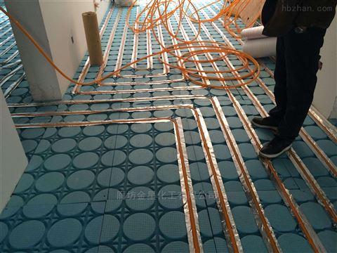 生产销售挤塑板地暖模块厂家价格