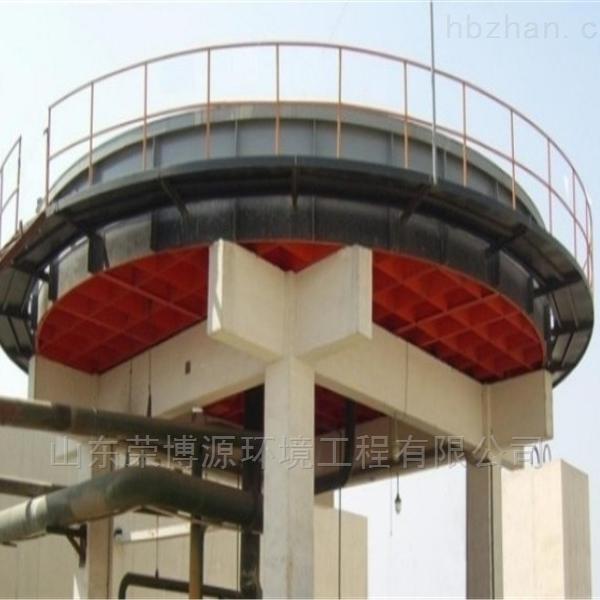 湖南高效浅层气浮机一体化气浮设备节能环保