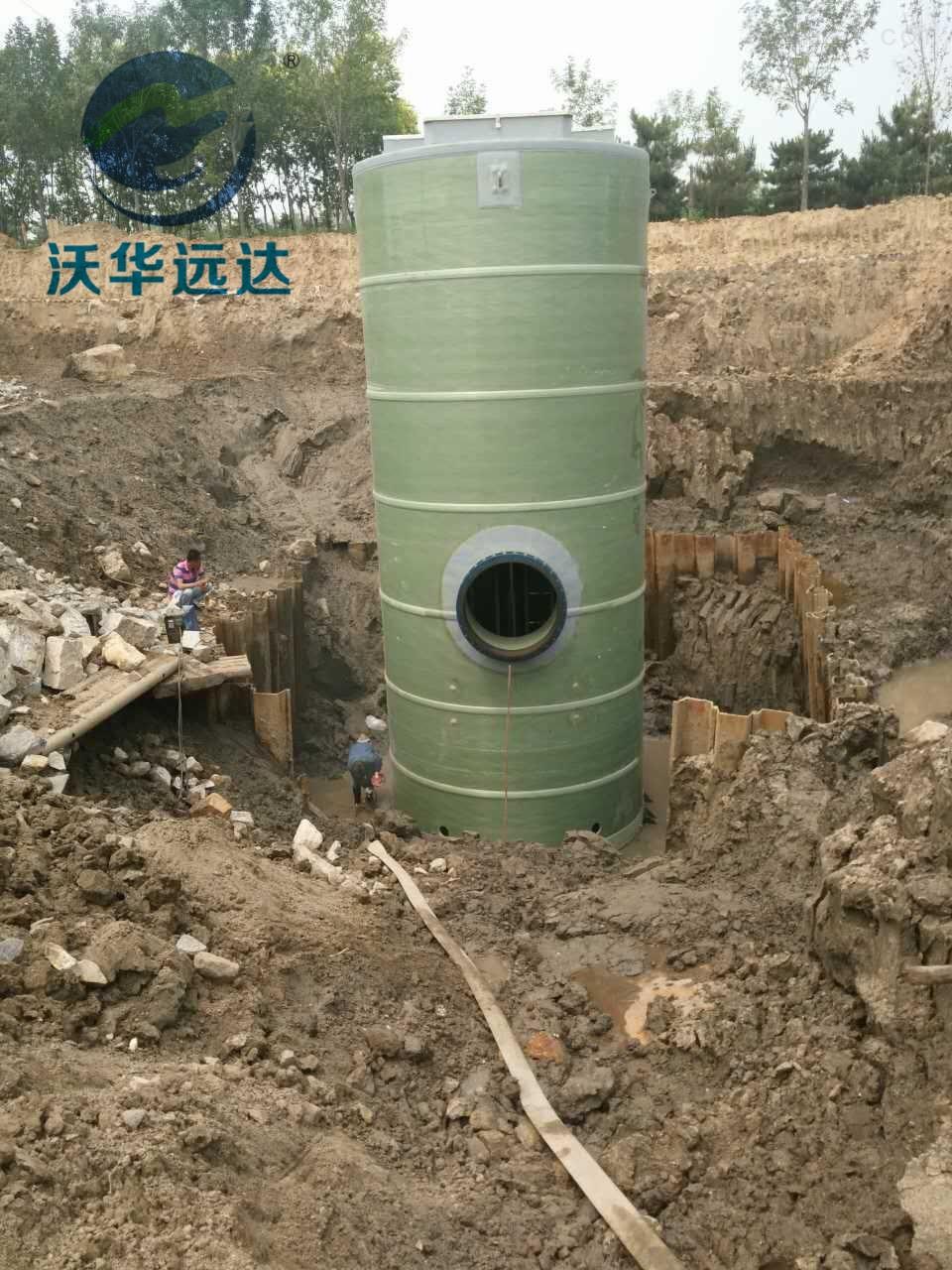 污水一体化泵站原装现货