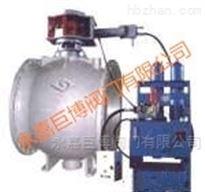 HDQ740液控止回半球阀/巨博生产
