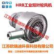 雙葉輪高壓風機,曝氣雙段高壓鼓風機