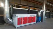 合成树脂厂废气净化