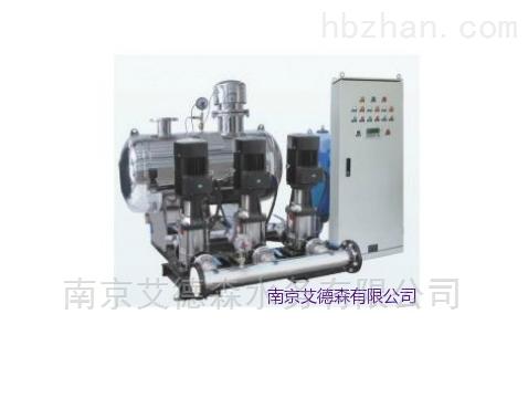 LSW智能型无负压管网增压给水设备