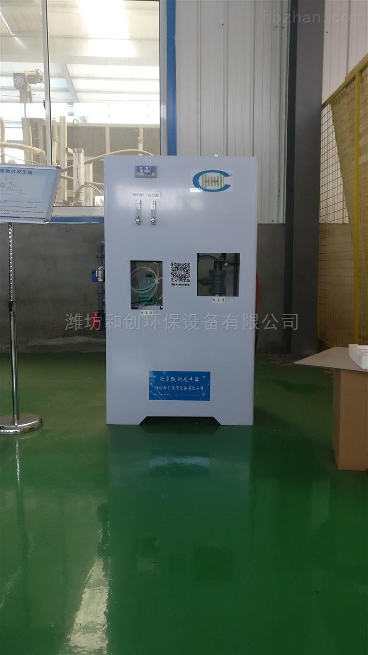 污水消毒处理新型次氯酸钠发生器检测