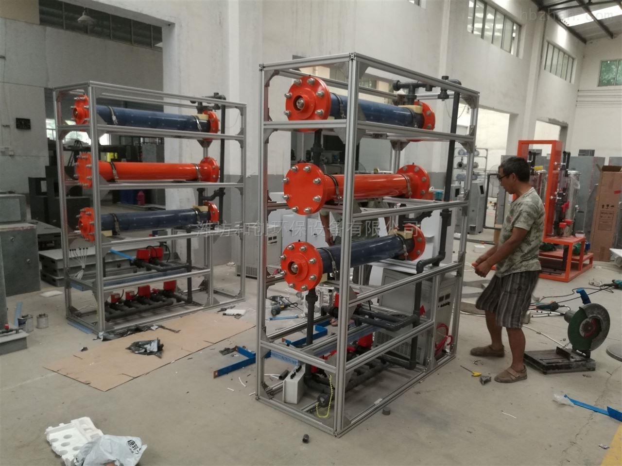 宁夏大型水厂消毒设备次氯酸钠发生器选型