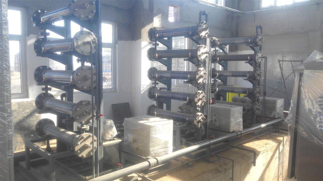 海南污水处理电解海水次氯酸钠发生器厂家