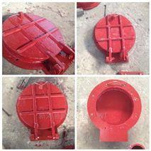 铸铁拍门的品种及其应用场合以及应用范围