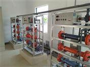 HCCL-Z游泳池水消毒器电解次氯酸钠发生器工艺