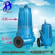 WQ0.75KW潜水潜污泵碧海供应 诚信可靠