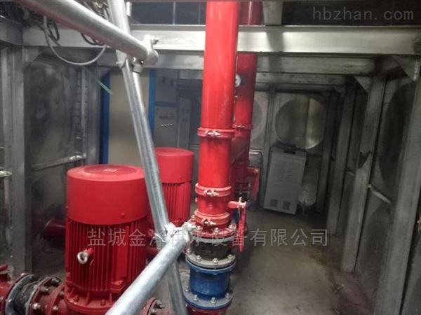 成都高新区地埋一体化消防增压供水泵站