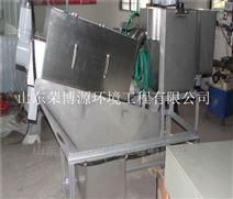 RBL-小型叠螺式污泥浓缩脱水一体机多少钱