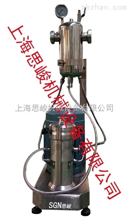 石墨烯导电剂分散机