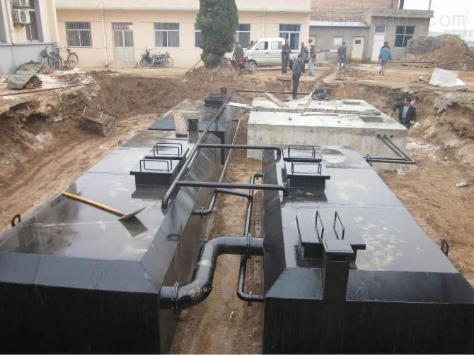综合门诊部废水处理设备使用方法
