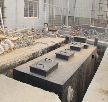 一体化餐具洗涤污水处理设备