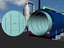 中小型塑料炼油设备高温裂解炼油