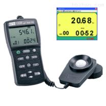 泰仕TES-1339R 專業級照度計