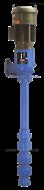 专业生产长轴深井泵RJC-铸铁材质