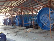 全自动化安全环保废塑料炼油设备