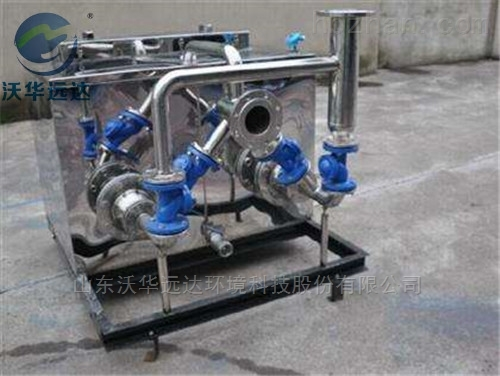 商场污水提升设备工艺流程