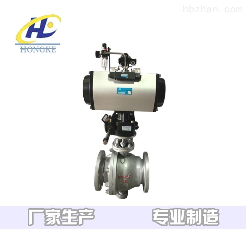 Q647F/H液壓氣動球閥