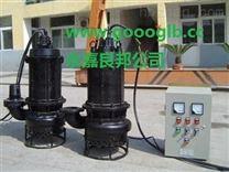 永嘉良邦潜水排污泵自动控制柜