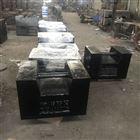 鄂尔多斯3000kg铸铁砝码,平板型校磅砝码