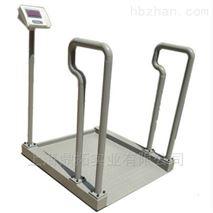 宁波300kg透析轮椅秤,轮椅电子磅秤图
