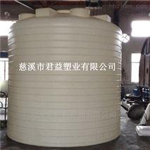 供应耐酸碱PE塑料水塔 5立方储水罐