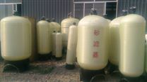 全自动碳钢防腐石英砂过滤器