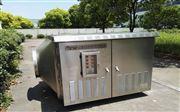 上海郊区粮油站废气处理净化设备
