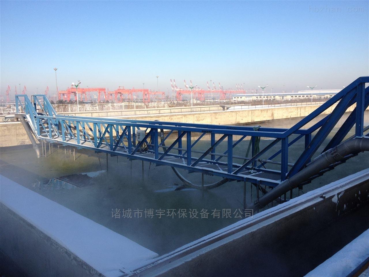 行车式刮泥机生产厂家博宇环保