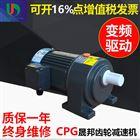 厂家直销CPG晟邦齿轮减速机