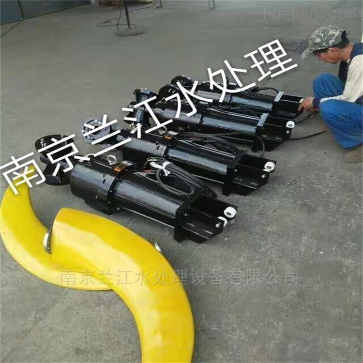 化工厂专用潜水推流器安装注意事项
