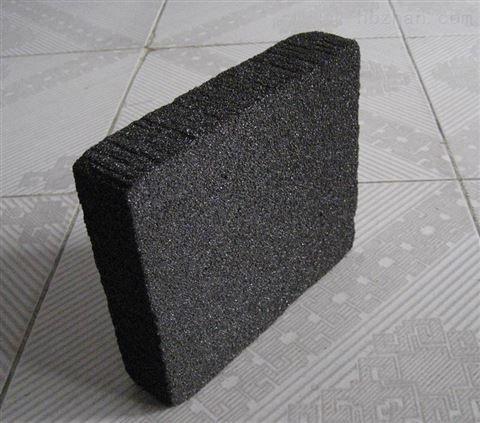 A级防火泡沫玻璃保温板保温性能