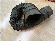 防尘帆布风机软连接伸缩通风