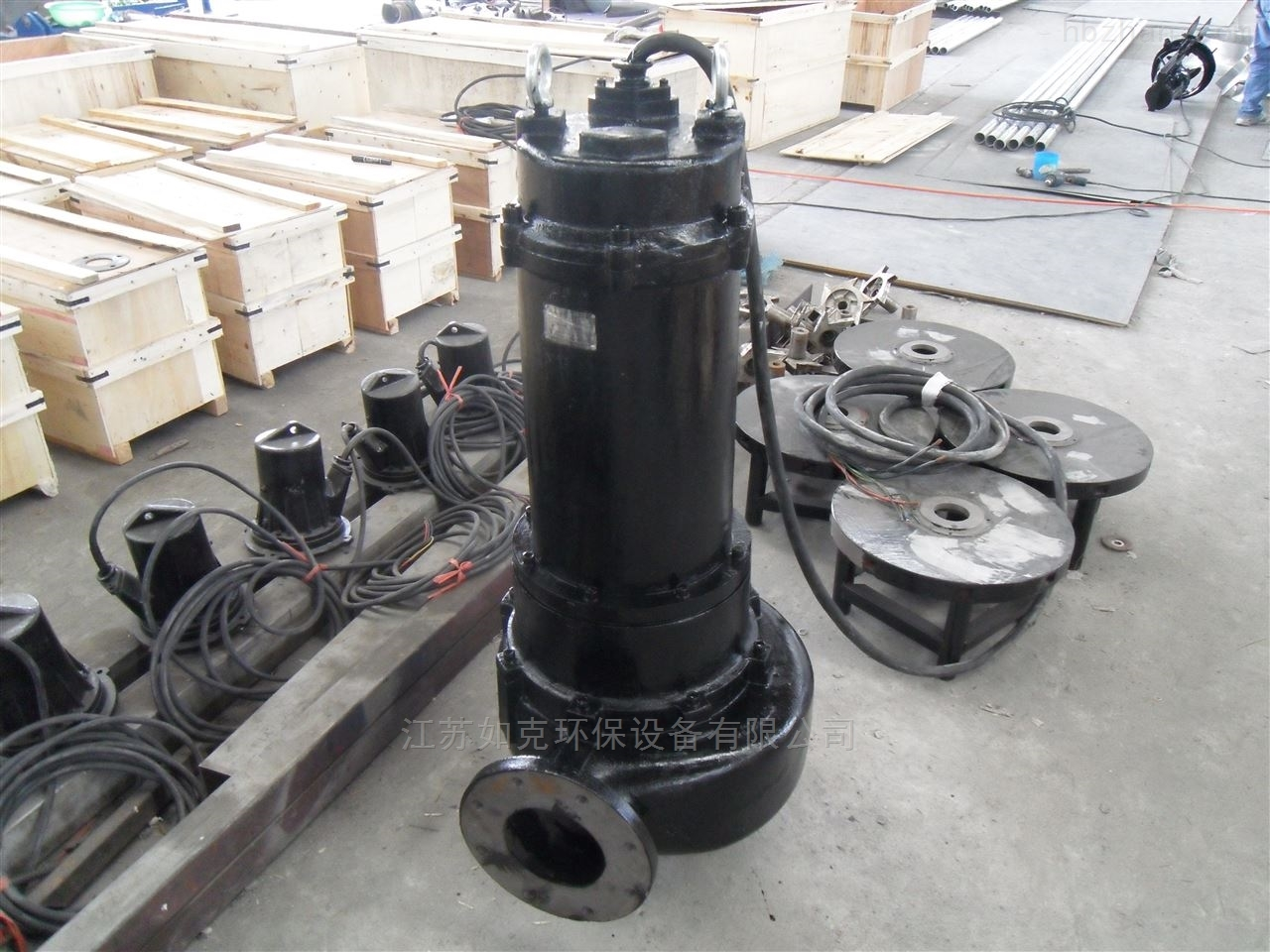 WQ100-13-7.5大功率潜水搅拌机