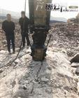 YGF贵州安顺房屋建设土石方开挖静态劈石机多少钱一套
