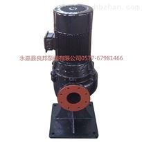 25WL6-10-0.75永嘉良邦WL系列立式污水泵