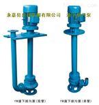 YW25-8-22-1.1永嘉良邦不锈钢污水泵