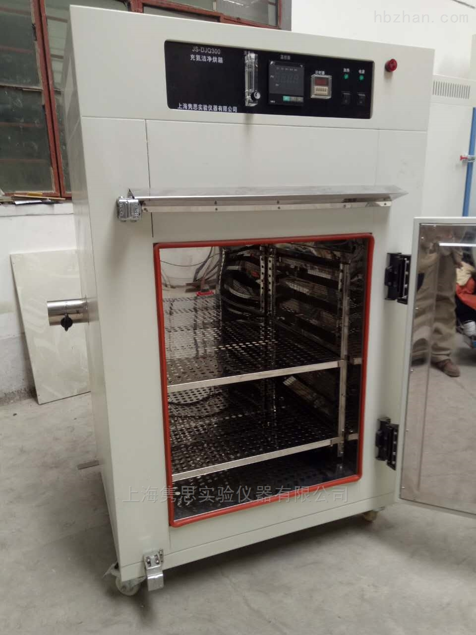 芯片充氮洁净烘箱,可编程充氮烘箱