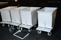工業廢料專用集屑車