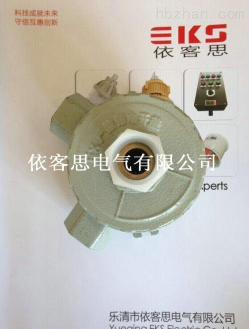 G3/4''铸铝合金一通吊防爆接线盒