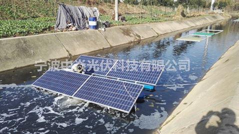 太阳能射流曝气机