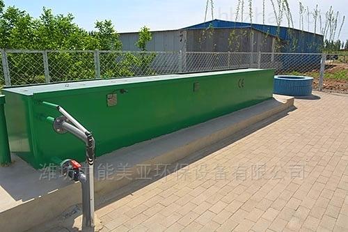 养牛场污水处理设备核心工艺