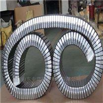 矩形金属管