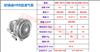 740-4KW双叶轮高压鼓风机
