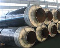 湖北钢套钢玻璃棉蒸汽保温管厂家介绍