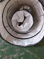來圖制作汽車散裝機伸縮布袋