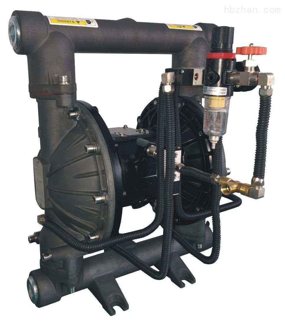 粉塵氣動隔膜泵